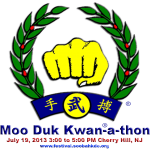Receive Official Moo Duk Kwan Technical Training