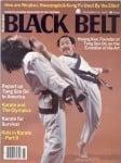 Black Belt Magazine Cover 1978-11