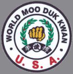 World Moo Duk Kwan patch