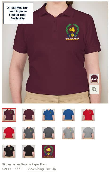 Do Ladies Hate Polo Shirts?