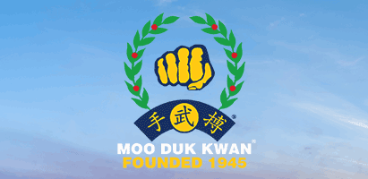 How Will You Celebrate Your Moo Duk Kwan® History Nov 9th?<br /><span style='font-family: arial, helvetica, sans-serif; font-size: 12pt; color: teal;'>How About With Official Licensed Moo Duk Kwan® Swag</span>
